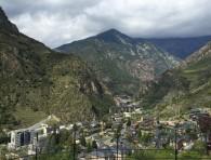 Vista Sant Julià de Lòria