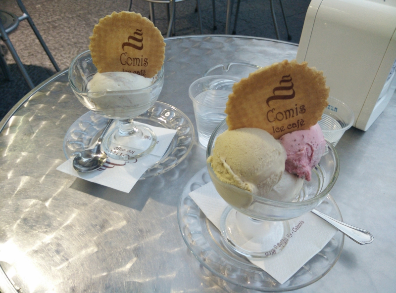 helado sicilia