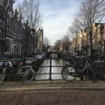 Con lo que nos topamos en… Amsterdam