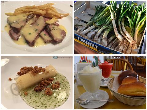 Gastronomía Wanderlust Memories