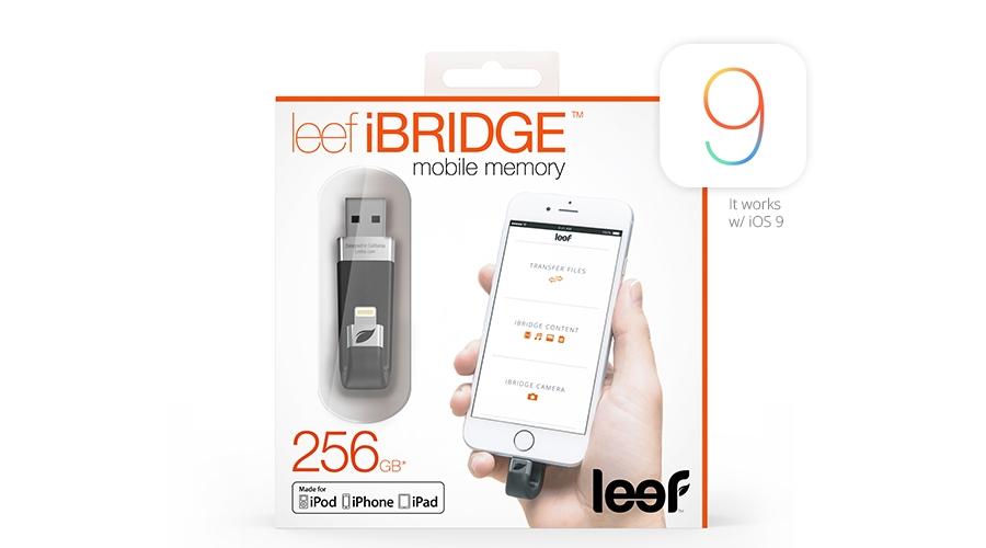 iBridge memoria Apple