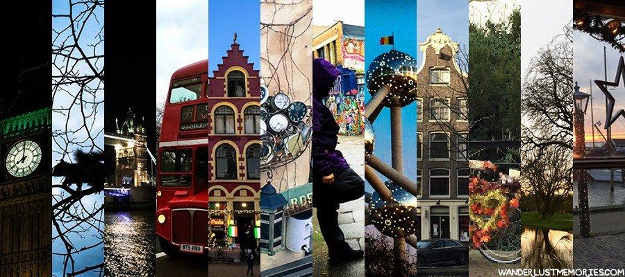 Diario viajero: Tour por Europa en 12 días