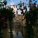 Girona late al ritmo de Temps de Flors