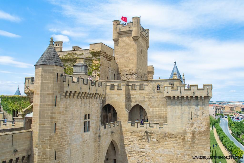 Palacio Real Olite / Castillo de Olite