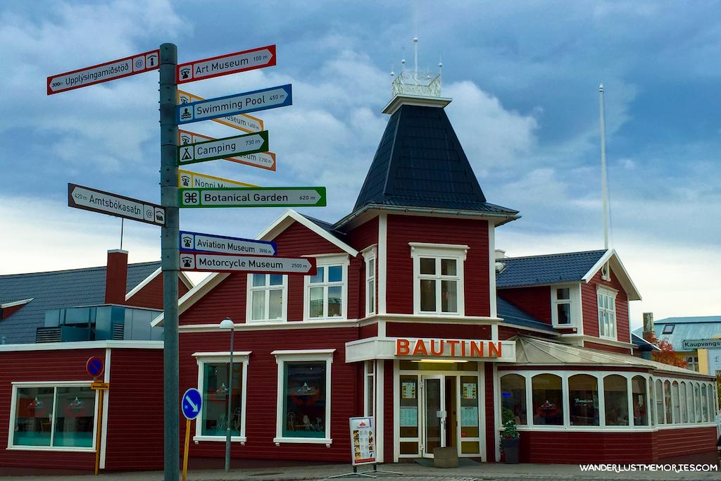 20 lugares únicos de Islandia akureyri