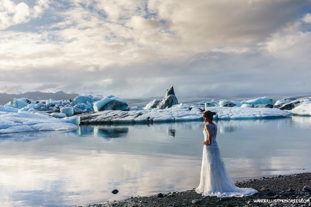 20 lugares únicos de Islandia glaciar