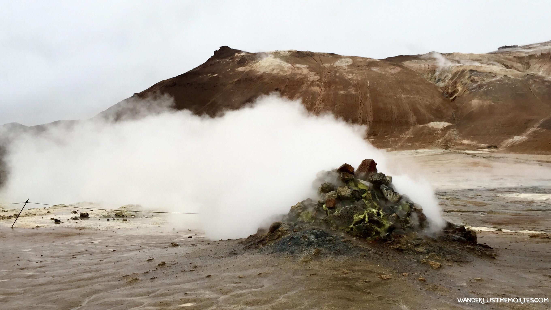 20 lugares únicos de Islandia myvatn