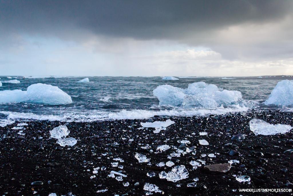 20 lugares únicos de Islandia icebergs