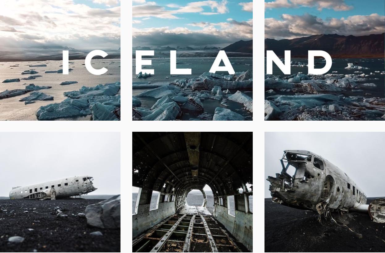 cuentas instagram islandia