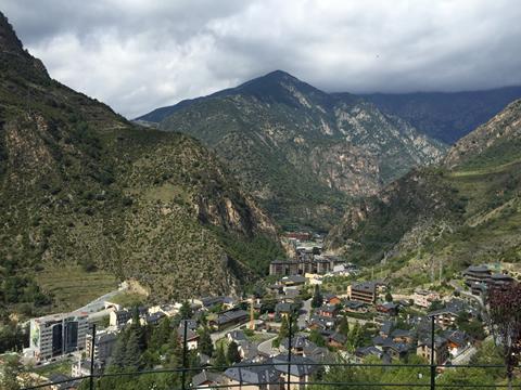 Andorra Wanderlust Memories