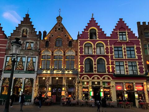 Bélgica Wanderlust Memories