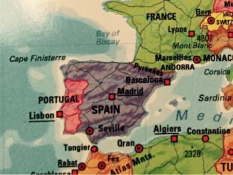 España Wanderlust Memories