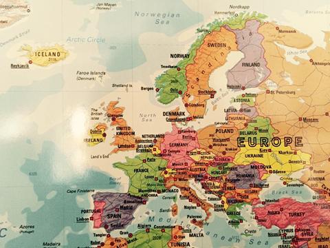 Europa Wanderlust Memories