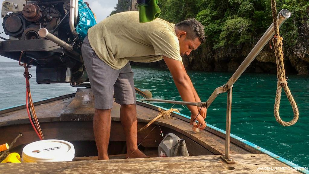 koh hong pescador
