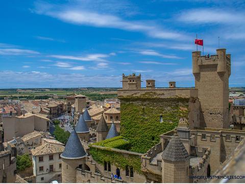 Navarra Wanderlust Memories