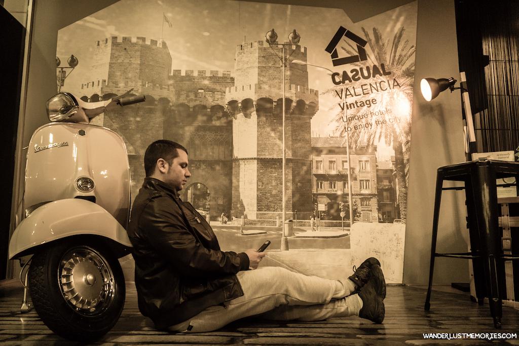 Casual Valencia Vintage - dormir en Valencia en Fallas