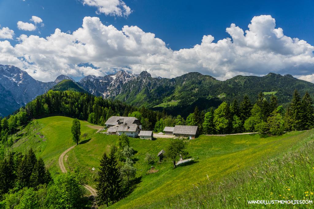 Eslovenia Wanderlust Memories