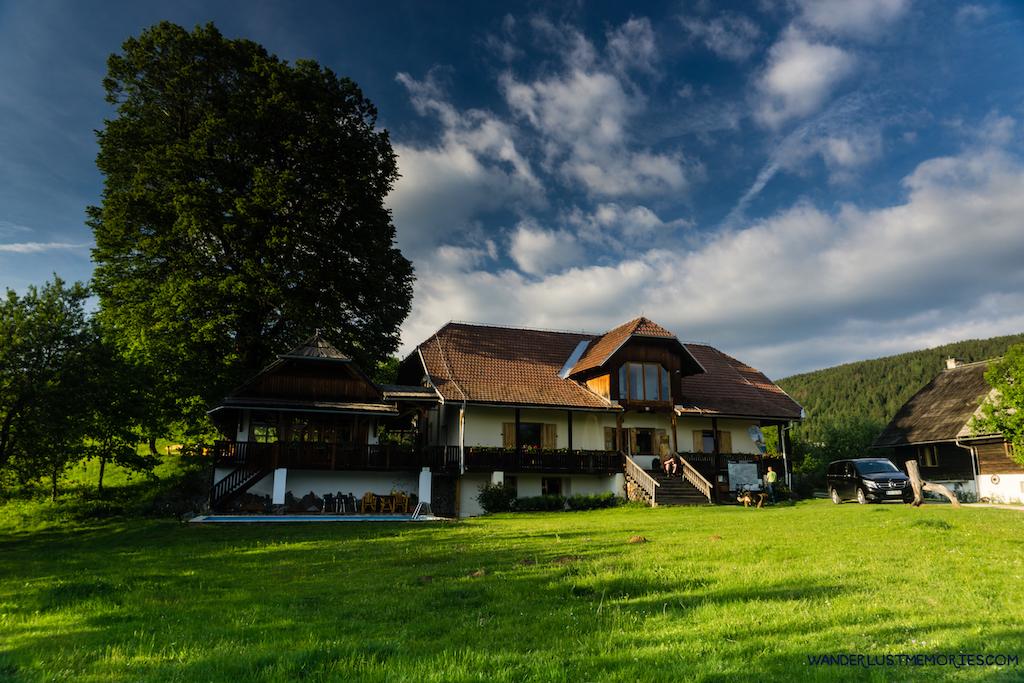 Eslovenia Granja Bicis EkoHotel Koros Wanderlust Memories