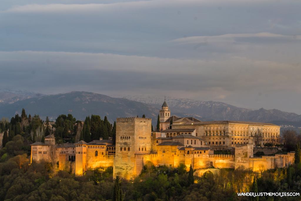 Granada en 3 días
