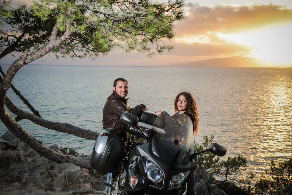preparativos viajar en moto