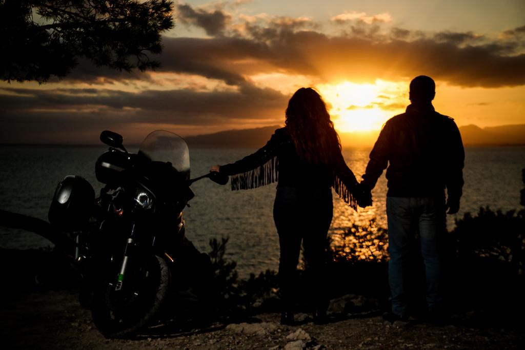 viajar en moto buen viaje