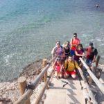 Limpieza de playas en L'Ametlla de Mar