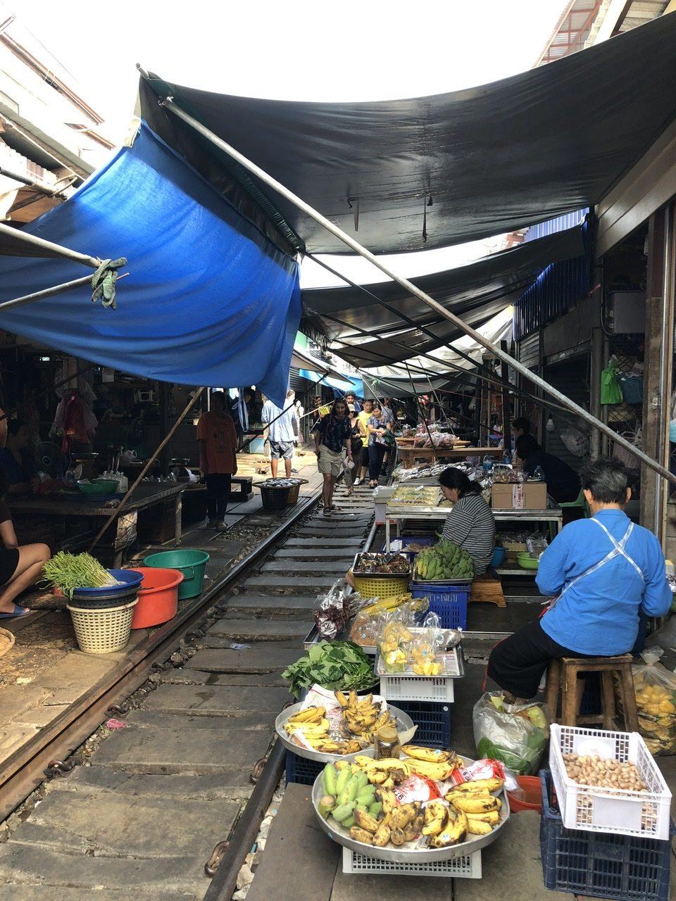Mae klong tren