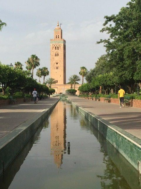Centro de marrakech