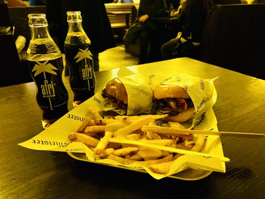 Comer barato en berlín burgermeister