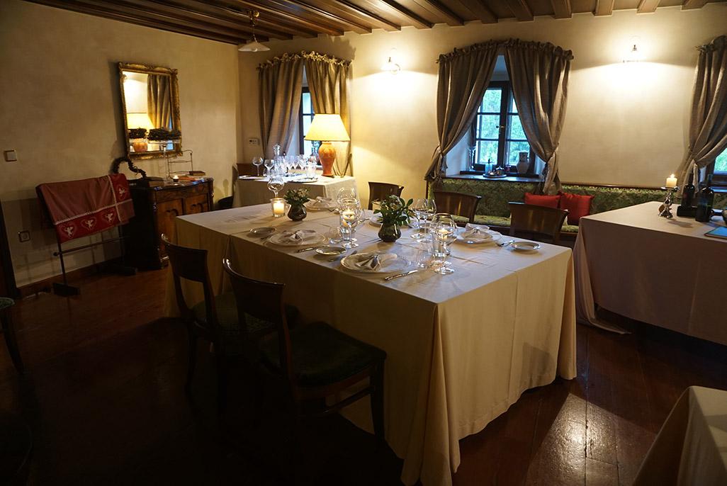 Salon Chateau Eslovenia