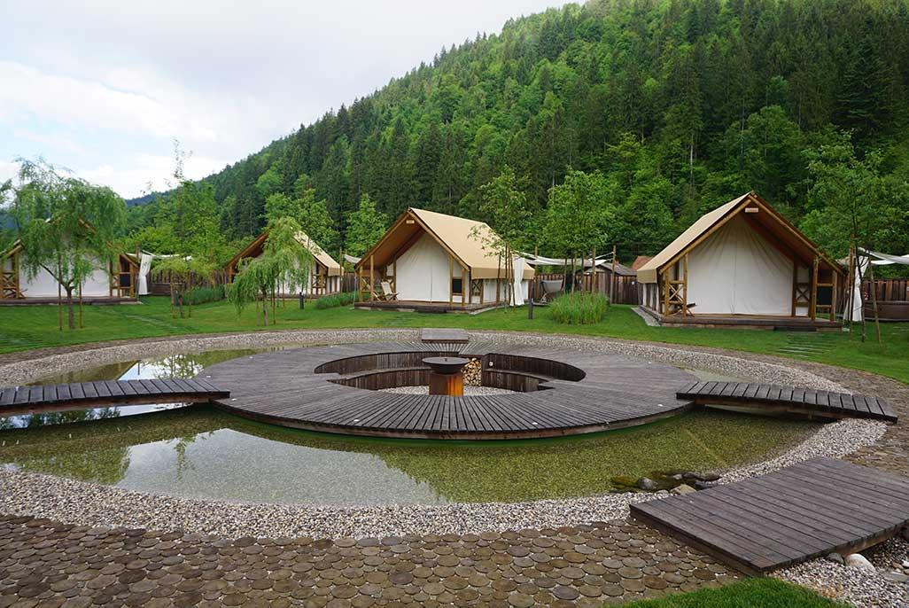 Glamping en Eslovenia